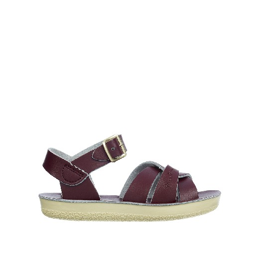 Kinderschoen online Salt water sandal sandalen Salt-Water Swimmer in claret
