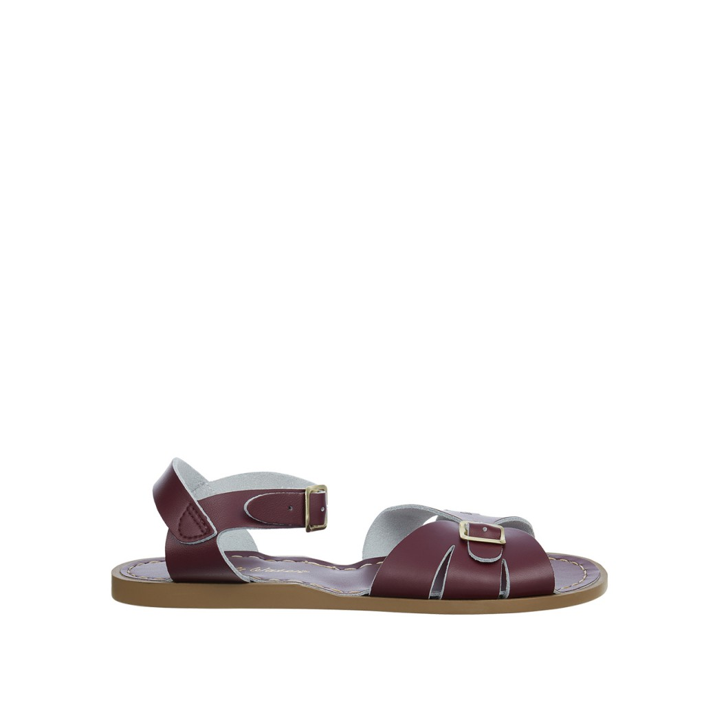 Salt water sandal - Salt-Water Classic in claret