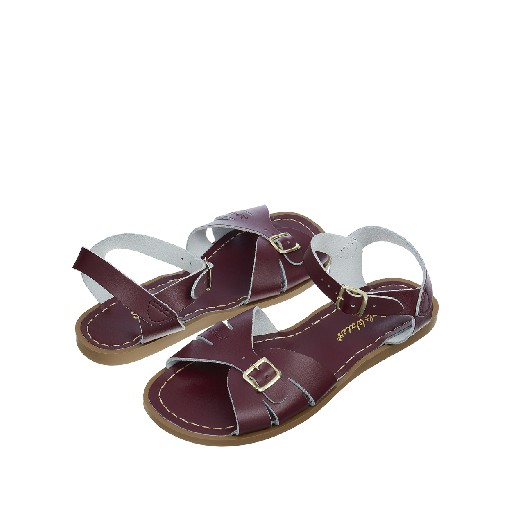 Salt water sandal sandalen Salt-Water Classic in claret