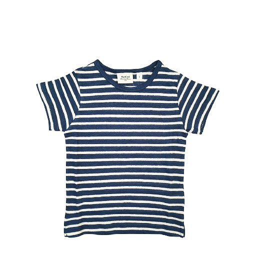 Kids shoe online Hartford t-shirts Blue and white striped t-shirt
