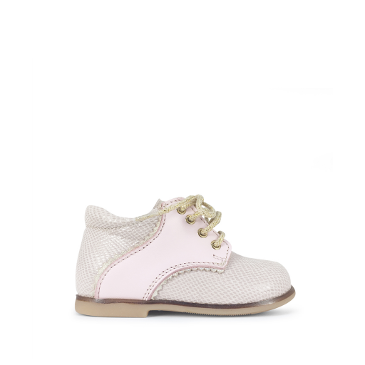 Kids shoe online Ocra first walker First stepper in pink shades