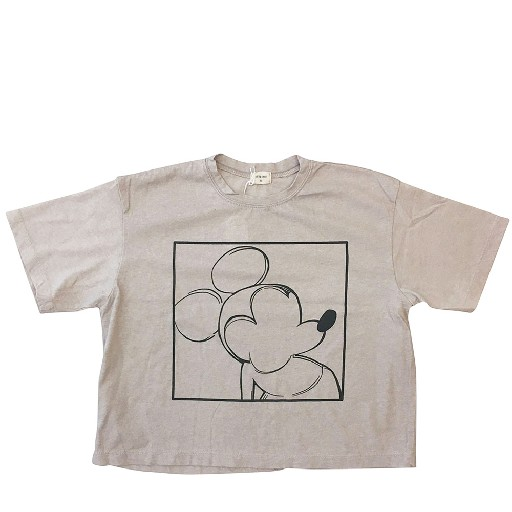 Kids shoe online Anna Pops t-shirts T-shirt with Mickey Mouse print