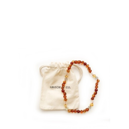 Kids shoe online Grech & co. necklace Baltic Amber necklace willow
