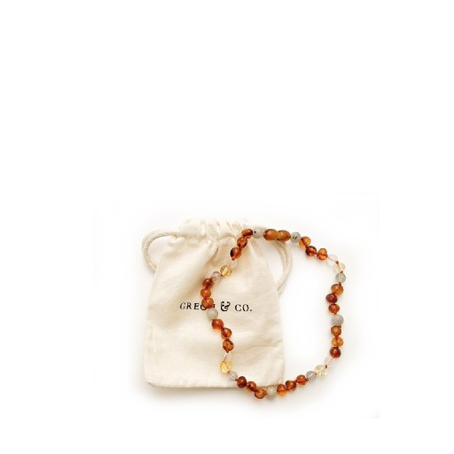 Kids shoe online Grech & co. necklace Baltic Amber necklace meadow