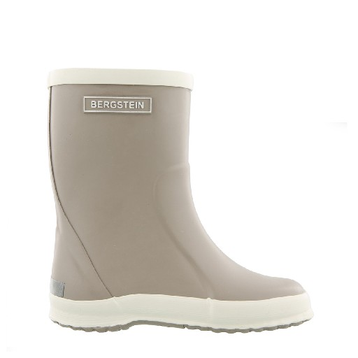 Kids shoe online Bergstein wellington boot Pastel sand wellington boot