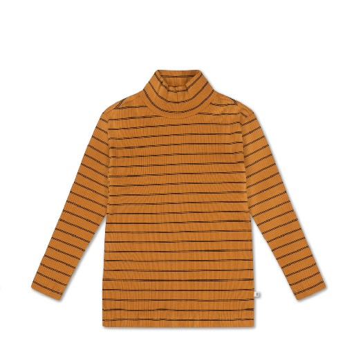 Kids shoe online Repose AMS jersey Striped turtleneck