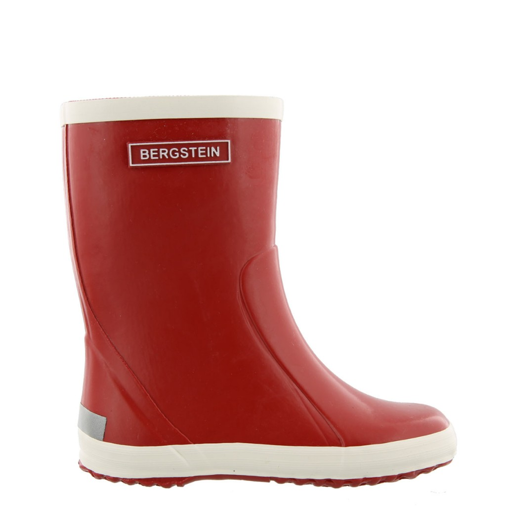 Bergstein - Red wellington boot