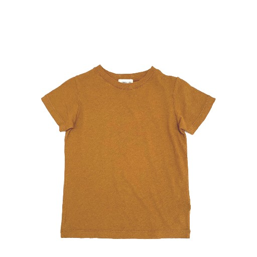 Kids shoe online Long Live The Queen tops Gold brown t-shirt