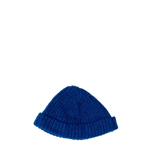 Kids shoe online The Campamento hats Blue short hat