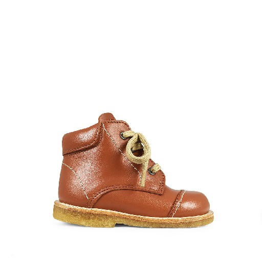 Angulus first walkers Brown first step boot