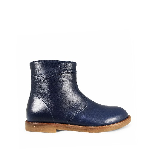 Kids shoe online Ocra short boots Short boot in blue