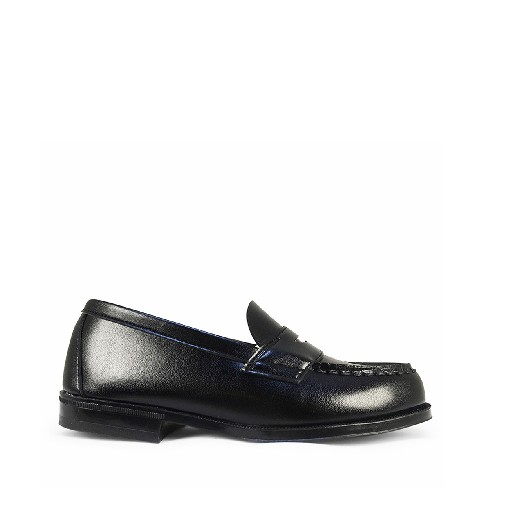 Kids shoe online East end Highlanders loafers Loafer black