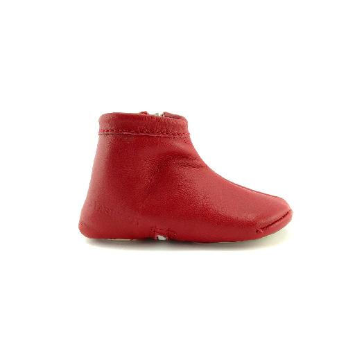 Stabifoot slippers Red pre walker/slipper