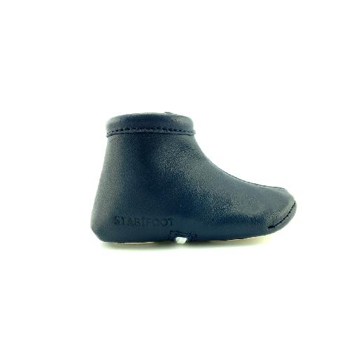 Kids shoe online Stabifoot slippers Darkblue pre walker/slipper