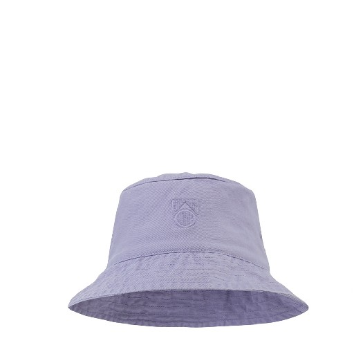 Kids shoe online Main Story caps Purple bucket hat