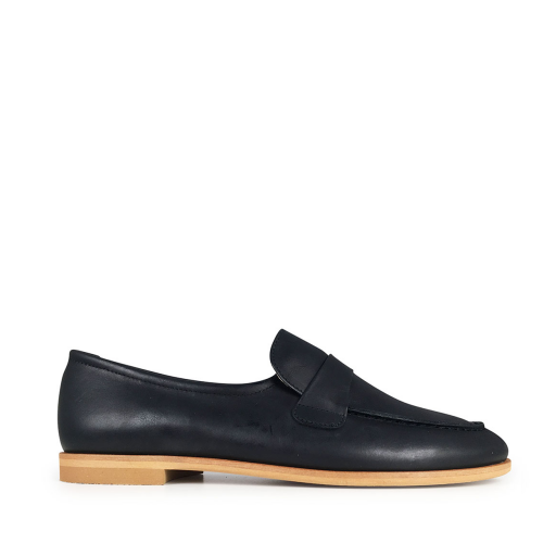 Kids shoe online Beberlis loafers Black loafers