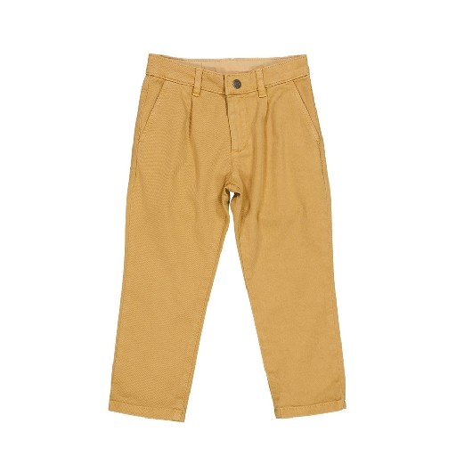 Kids shoe online MarMar Copenhagen trousers Light brown pants