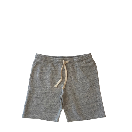 Kids shoe online Hartford shorts light grey bermuda in 100% cotton