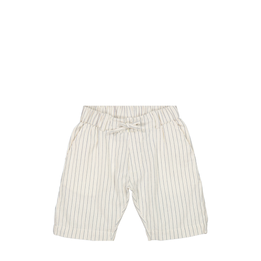 Kids shoe online MarMar Copenhagen shorts White striped shorts